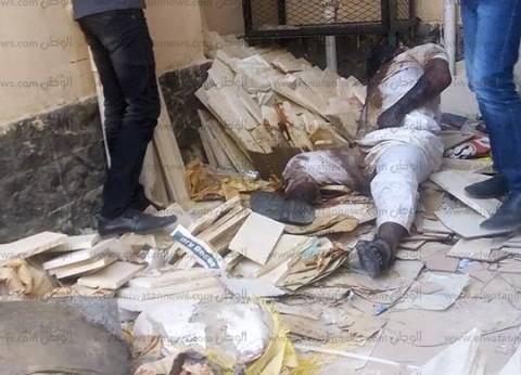 العثور على جثة مهندس بها أثار تعذيب في الإسماعيلية