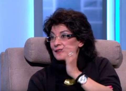 بالفيديو| سماح أنور: لا أحب مناداة المعزول مرسي بـquotالرئيسquot