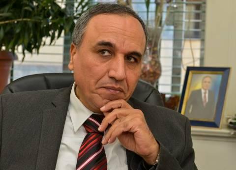 """تفاصيل مؤتمر عبدالمحسن سلامة في """"الأهرام"""" عقب فوزه بمنصب نقيب الصحفيين"""