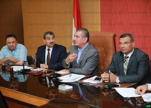 بالصور| محافظ كفر الشيخ يكلف بتشكيل لجنة لدراسة مقترحات المستثمرين