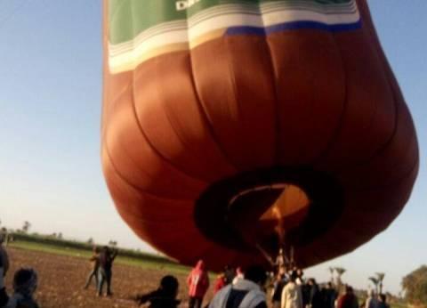 """عضو """"التسويق السياحي بالصعيد"""" يحمل الطيران مسؤولية سقوط بالون الأقصر"""