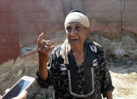 سألوا «أم ناصر» عن الحياة فى مقابر عين الصيرة.. فردت: «الموت أرحم»