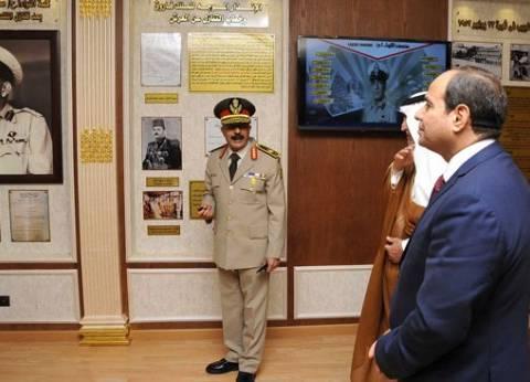 بالصور| قبل متحف سوهاج.. 4 متاحف افتتحها الرئيس السيسي خلال عامين