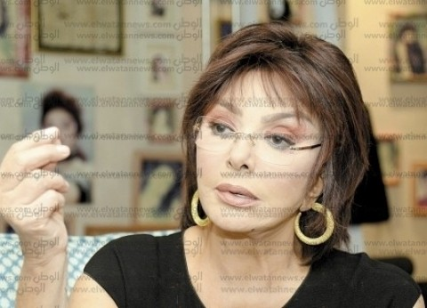 نبيلة عبيد: سعيدة بتكريمي بمهرجان الإسكندرية وأنا على قيد الحياة