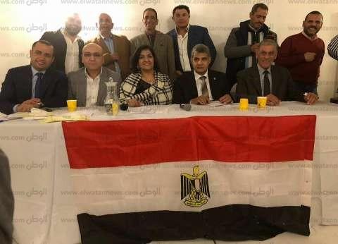 بالفيديو| سفارة مصر بهولندا تسمح لناخب مريض الدخول بسيارته للتصويت