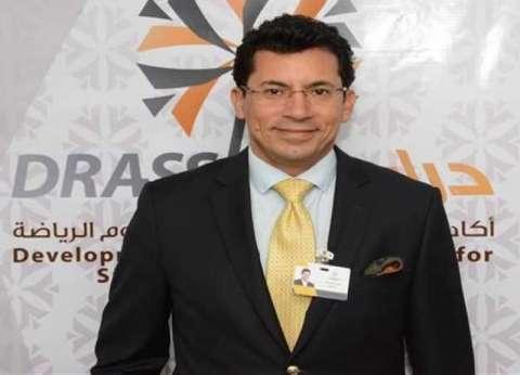 """وزير الشباب: """"السيسي وضع روحه على كفه لحماية مصر في 30 يونيو"""""""
