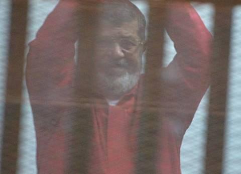 """بعد قليل.. """"النقض"""" تصدر حكمها في طعن مرسي على حبسه 20 عاما بـ""""أحداث الاتحادية"""""""