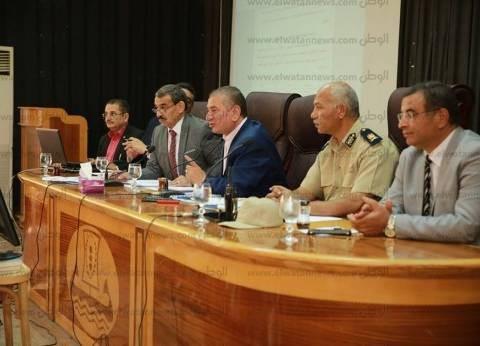 محافظ كفر الشيخ يوافق على تخصيص أراض لإقامة منشآت حكومية