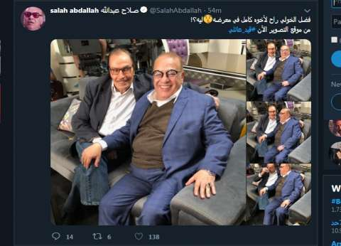 صلاح عبد الله يكشف كواليس لقائه مع عزت العلايلي في قيد عائلي