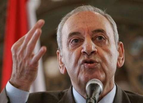 عاجل| وصول رئيس مجلس الأمة اللبناني للمشاركة في منتدى شباب العالم