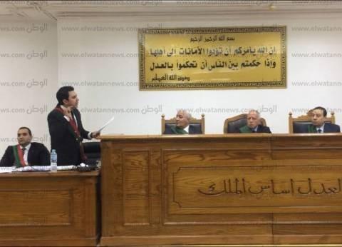 """النيابة بـ""""داعش الصعيد"""" للدفاع: توصلنا لأدلة دامغة ضد المتهمين"""