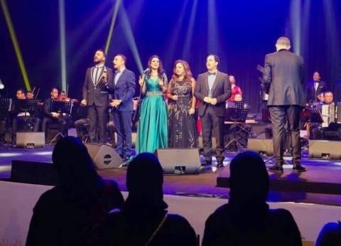 """مجدي صابر: حفل """"دار الأوبرا"""" بجدة كامل العدد والاستقبال رائع"""
