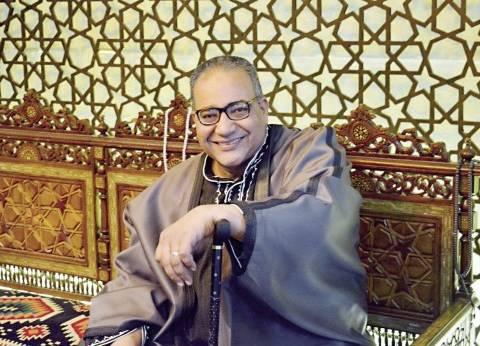 بيومى فؤاد: أعشق الكوميديا اللامنطقية.. وحبى لأصدقائى وراء ظهورى المكثف فى دراما رمضان