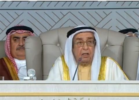 نائب رئيس وزراء البحرين:الجولان أرض سورية محتلة وندعم الشرعية باليمن