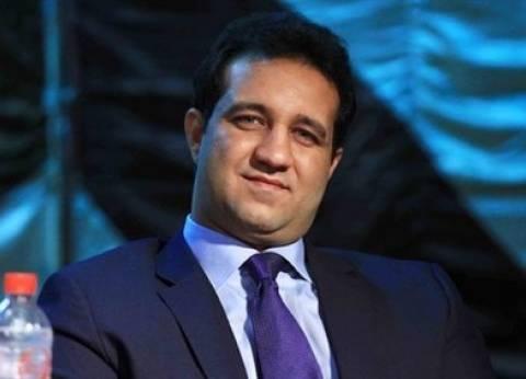 أحمد مرتضى منصور يدلي بصوته في ميت عقبة