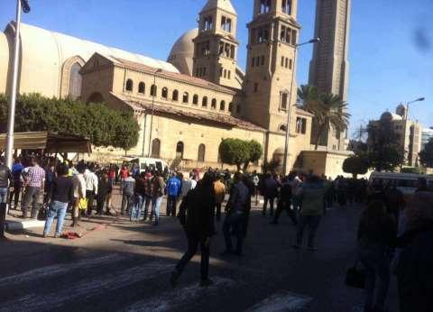 """خبير أمني: جهات خارجية وراء """"حادث الكاتدرائية"""".. ومحاولات لإثارة فتنة طائفية"""