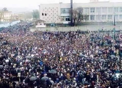 أفغانستان تحذر من إطلاق رصاص احتفالي بعد نهائي بطولة كرة قدم