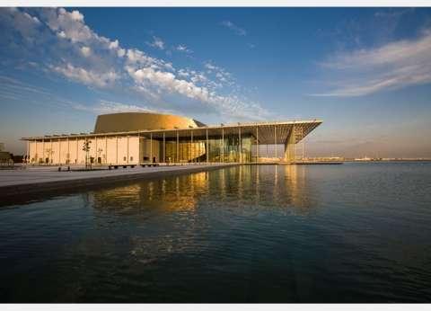 """بعد مشاهدة السيسي عرضا فنيا به.. تعرف على مسرح """"البحرين الوطني"""""""