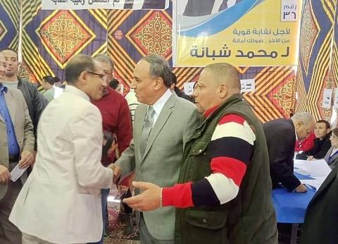 عبد المحسن سلامة: ضعف الإقبال على التسجيل بالنقابة لخطأ طريقة الانتخاب