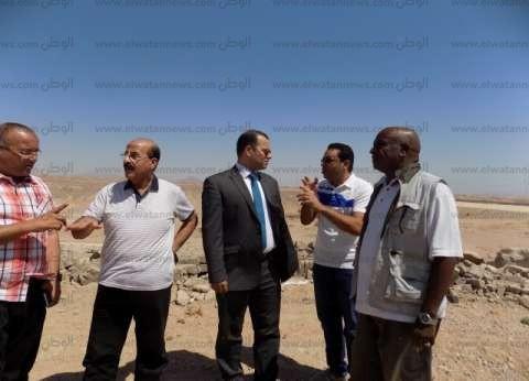 الرقابة الإدارية تطالب بإزالة المباني على جانبي مجرى السيل بشرم الشيخ