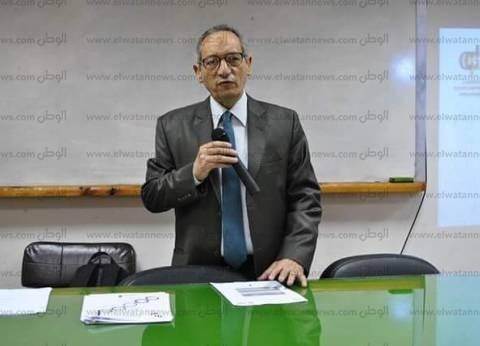 افتتاح مؤتمر التوظيف الأول لكلية الحاسبات والمعلومات بجامعة القناة
