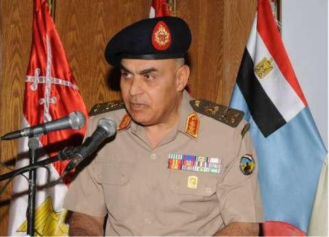 عاجل| وزير الدفاع يشهد حفل تخرج دورات أكاديمية ناصر العسكرية