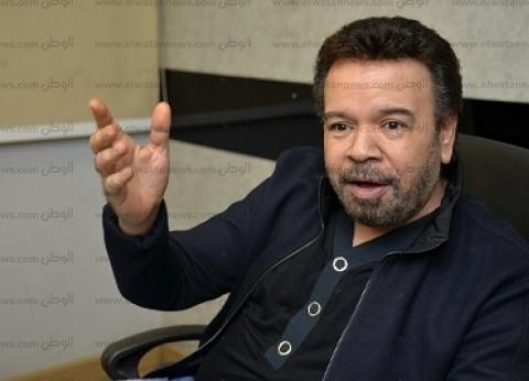 """خالد عجاج ينعى ضحايا """"محطة مصر"""": """"إحساسي بالناس الغلابة أساس نجاحي"""""""