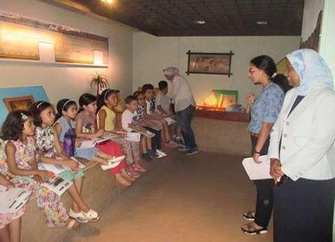 """""""المتحف المصري"""" ينظم دورة لتعليم الأطفال """"الفرنسية"""""""