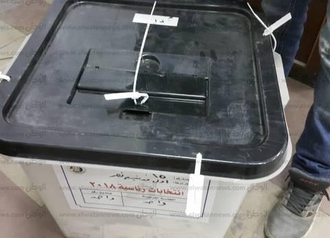 بدء فرز الأصوات بالانتخابات الرئاسية في لجان شبرا الخيمة