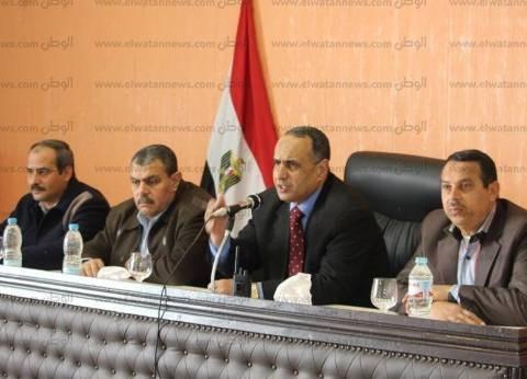بالصور| رئيس دسوق: تشكيل لجنة لبحث حالات مستحقي تكافل وكرامة