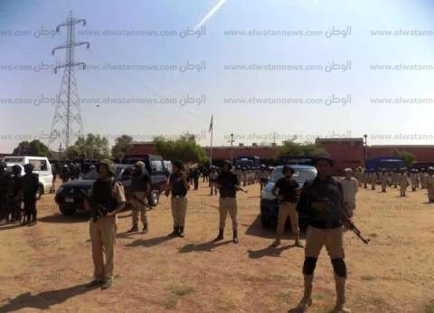 8000 ضابط ومجند من الجيش والشرطة يشاركون في تأمين الانتخابات بأسيوط