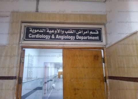 """بعد توفير القسطرة لغير القادرين..""""الوطن"""" داخل قسم القلب بطب الإسكندرية"""