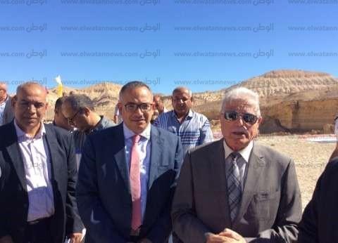 خالد فوده: جنوب سيناء أول محافظة خالية من العشوائيات