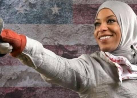 """أول لاعبة أمريكية محجبة في الأولمبياد تهاجم """"ترامب"""""""
