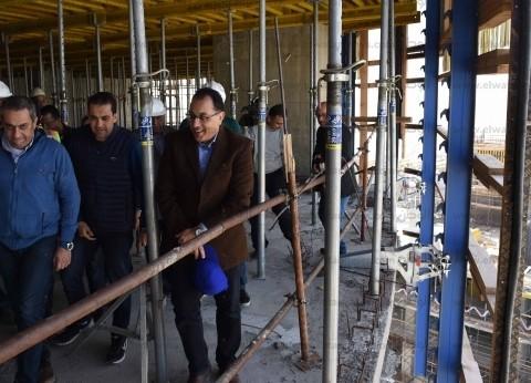 رئيس الوزراء: «كيما أسوان» لن تسبب أضرارا بعد «المعالجة الثلاثية»