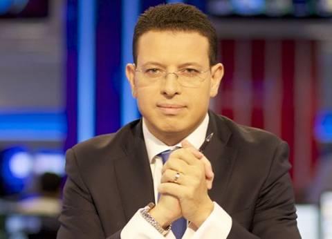 """عمرو عبد الحميد مشيدا بالطريق الإقليمي: """"من غيره الحياة هتوقف"""""""