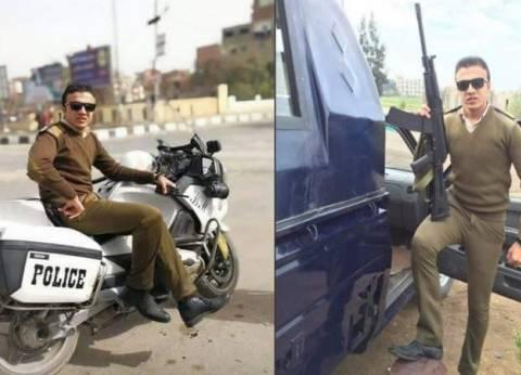 """والد الضابط شهيد كفر الشيخ: """"القضاء أخذ ثأر ابني"""""""
