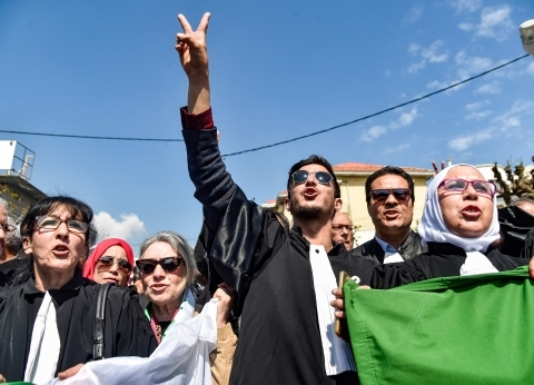 وزير الداخلية الجزائري: الشعب سيختار رئيسا جديدا في 4 يوليو