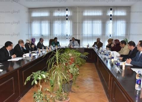 محافظ البحيرة تؤكد أهمية تعزيز التعاون بين الجهاز التنفيذي وجامعة دمنهور