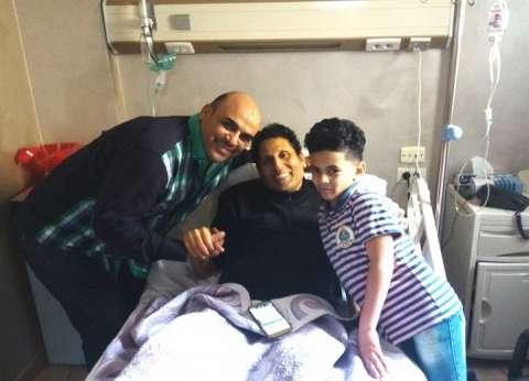 نقل المطرب أحمد جوهر للمستشفى نتيجة أزمة صحية