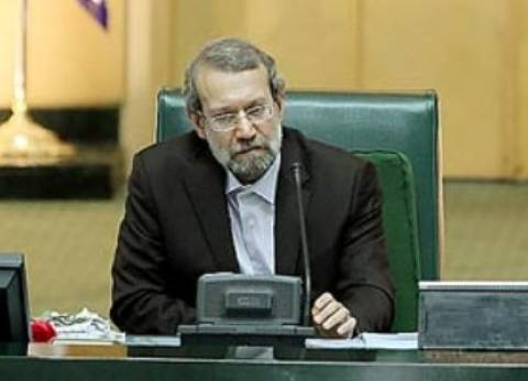 رئيس البرلمان الإيراني يعرب عن أمله في إحلال السلام بسوريا