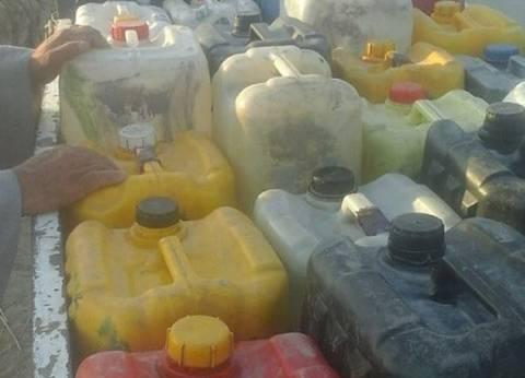 ضخ كميات من المياه للأهالي في الشيخ زويد والعريش