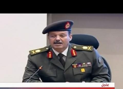 """رئيس هيئة التسليح: قيادات الجيش لم تنم منذ أسبوعين بسبب """"إيديكس 2018"""""""