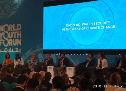 وزير الرى: بدء تنفيذ توصيات «المنتدى» لمواجهة التحديات المائية