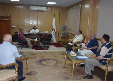 مجلس إدارة مجمع التمور بالوادي الجديد يجتمع لأول مرة بعد تشكيله