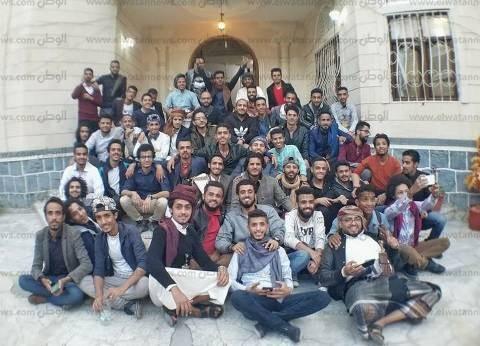 """""""جيش شنب"""".. شباب صنعاء تحدوا النيران والقصف والحوثيين وساعدوا المدنيين"""