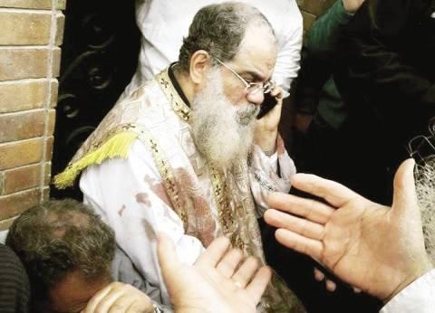 «آلام المسيح».. تمنع الصلاة على شهداء «مارجرجس والمرقسية»
