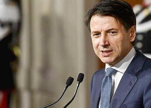 """أمام مجلس النواب الإيطالي.. كونتي يعد بـ""""عهد إصلاح جديد"""""""