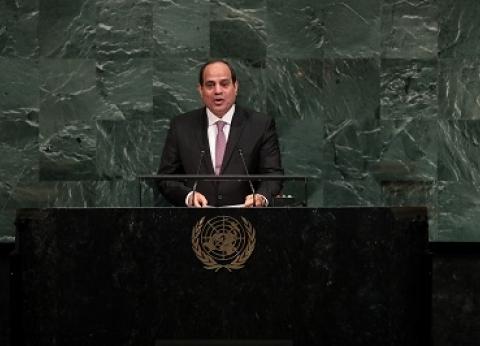 متحدث الرئاسة: السيسي ونظيره اللبناني بحثا دعم علاقات البلدين