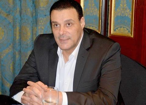 عصام عبد الفتاح: «أنا الوحيد اللي وقفت قدام تركي آل الشيخ»